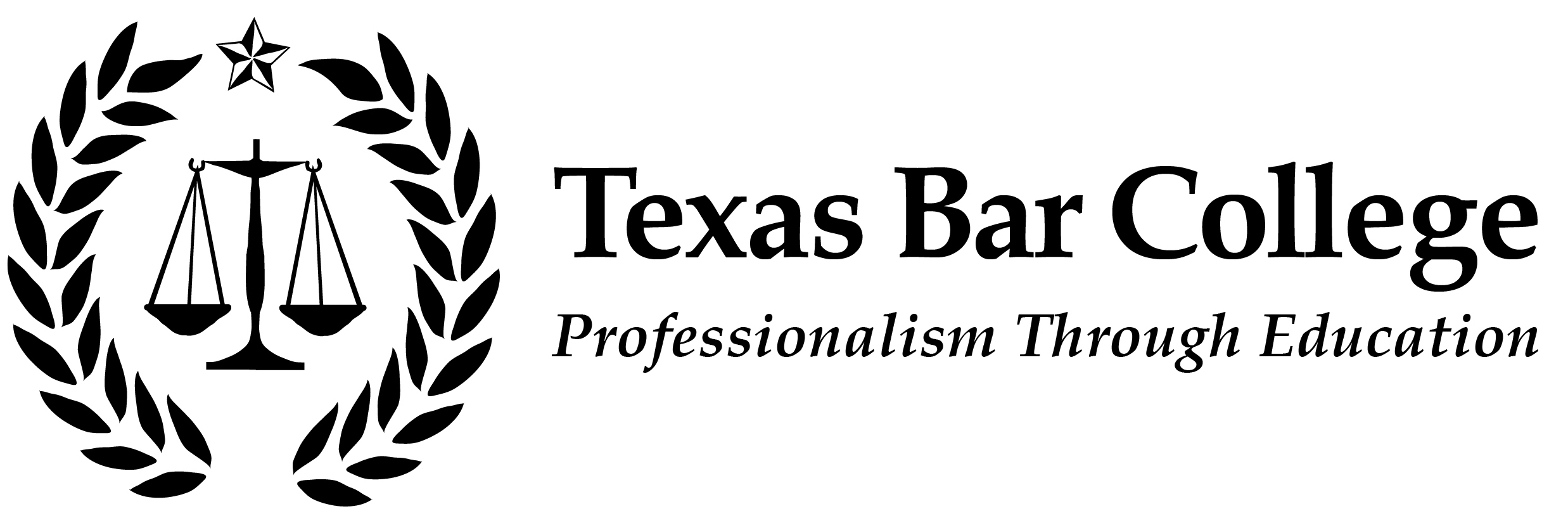 Texas Bar College Professionalism Through Education